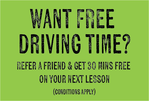 Want Free Driving Time?